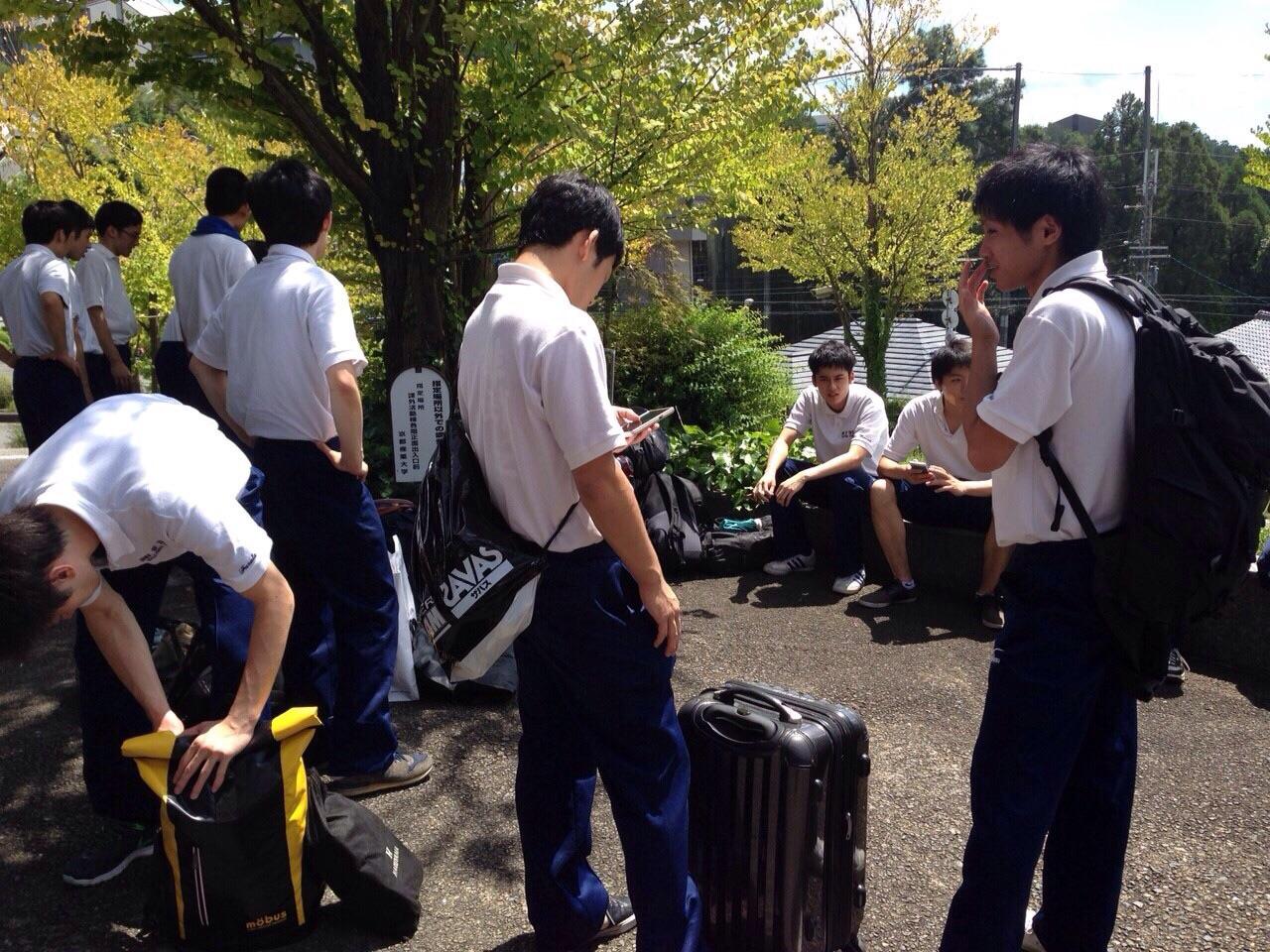 夏合宿@京都産業大学