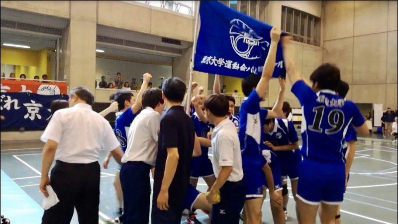 〜バレー部の1年間① 双青戦、七大戦〜