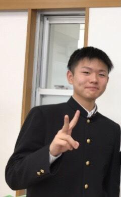 自己紹介⑨ 髙田修太郎